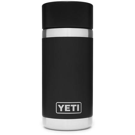 YETI RAMBLER 12 OZ BOTTLE W/ HOT SHOT CAP