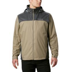 Columbia Men's Glennaker Lake™ Rain Jacket TUSK/GRILL