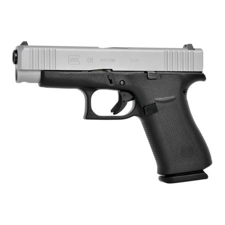 Glock G48 Slimline with Fixed Sights