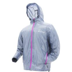 FROGG TOGGS WOMEN`S XTREME LITE JACKET BLUE/PINK