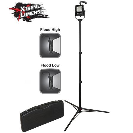 NIGHTSTICK RECHARGEABLE LED AREA LIGHT W/ TRIPOD