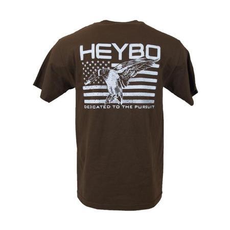 HEYBO YOUTH MALLARD FLAG S/S TEE
