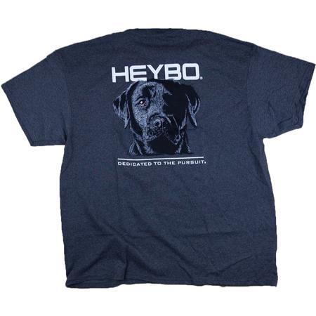 HEYBO BACK IN BLACK S/S TEE