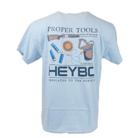 HEYBO YTH PROPER TOOLS S/S TEE