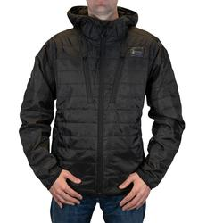 BANDED LINEDRIVE 2.0 INSULATED PUFF JACKET BLACK