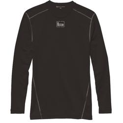 BANDED BASE SYNTHETIC TOP BLACK