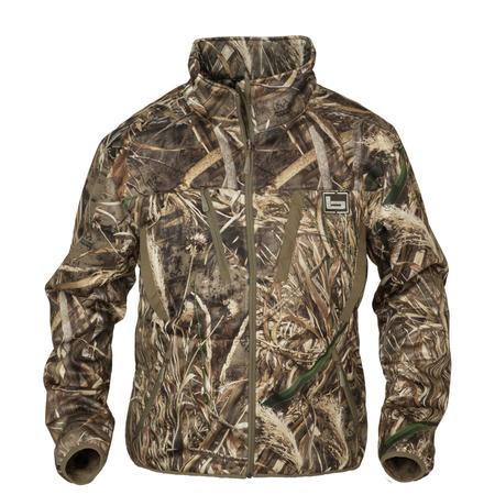BANDED SWIFT SOFT SHELL JACKET