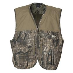 BANDED WATERFOWLER`S HUNTING VEST TIMBER