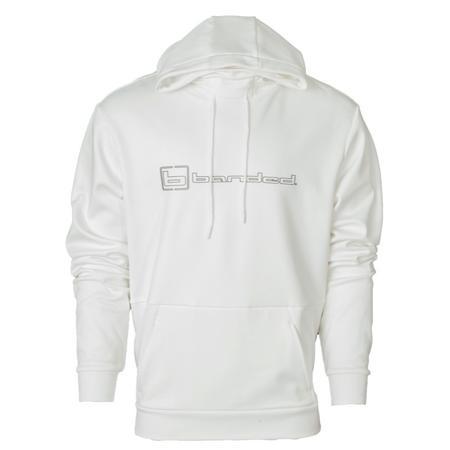 BANDED B LOGO HOODIE