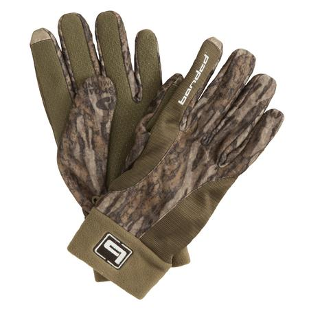 BANDED TEC-FLEECE GLOVE