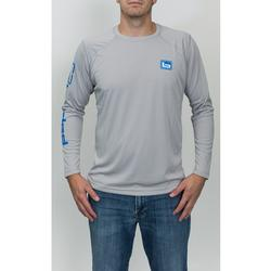 BANDED PERFORMANCE ADVENTURE SHIRT GRAY