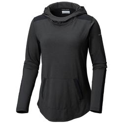 COLUMBIA W`S PLACE TO PLACE HOODIE BLACK