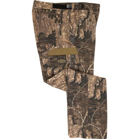 DRAKE MST FLEECE LINED CAMO TECH PANT