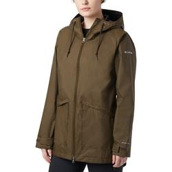 COLUMBIA W`S ARCADIA CASUAL JACKET OLIVE_GREEN