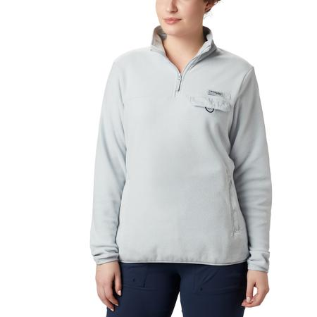 COLUMBIA W`S HARBORSIDE II FLEECE PULLOVER