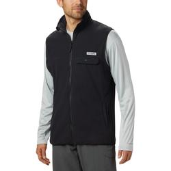 COLUMBIA HARBORSIDE II FLEECE VEST BLACK