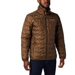 COLUMBIA DELTA RIDGE DOWN JACKET OLIVE_GREEN