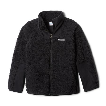 COLUMBIA YTH WINTER PASS SHERPA FULL ZIP