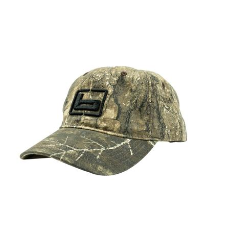 BANDED COTTON CAP