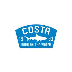 COSTA CHATHAM DECAL COSTA_BLUE