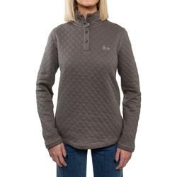 BANDED W`S HONEYBRAKE PULLOVER CHARCOAL