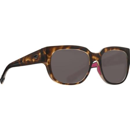 COSTA WATERWOMAN 580P PALM TORTOISE GLASSES