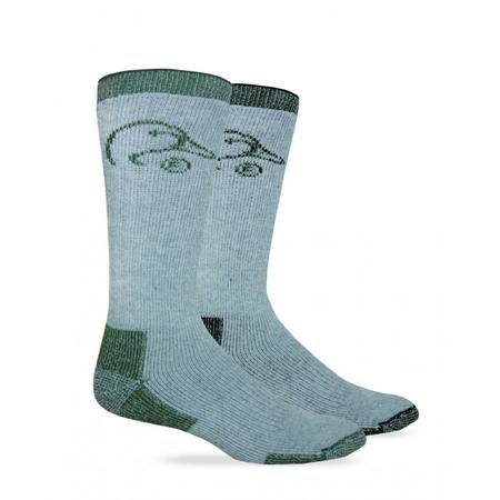 DUCKS UNLIMITED FULL CUSHION WOOL BLEND SOCK