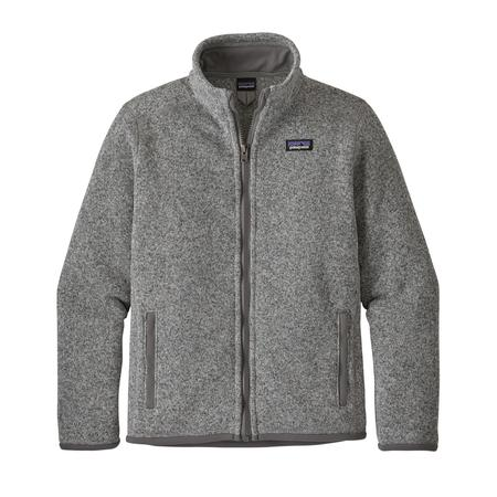 PATAGONIA BOYS` BETTER SWEATER JACKET