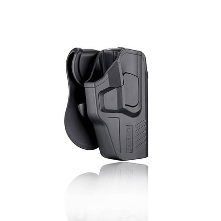 CYTAC PADDLE HOLSTER W/ FINGER RELEASE