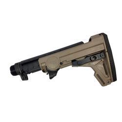 ERGO F93-AR15/M16 ADJ PRO-STOCK FLAT_DARK_EARTH