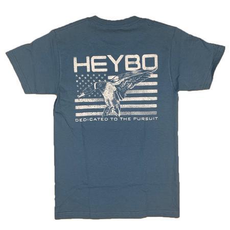 HEYBO MALLARD FLAG S/S TEE