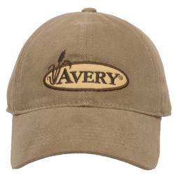 AVERY WORKMEN FLEECE-LINED CAP KHAKI/BROWN