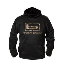 BANDED B LOGO CAMO HOODIE BLACK/MAX5