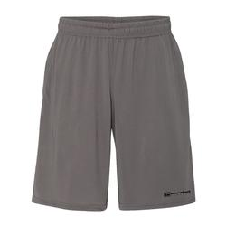 BANDED PERFORMANCE TRAINING SHORT CHARCOAL