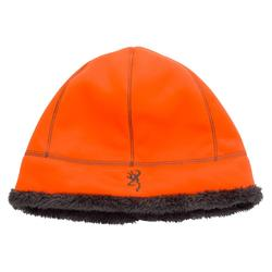 BROWNING WICKED WING HIGH PILE BEANIE BLAZE_CHARCOAL
