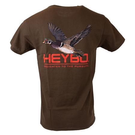HEYBO FLYING WOOD DUCK S/S TEE