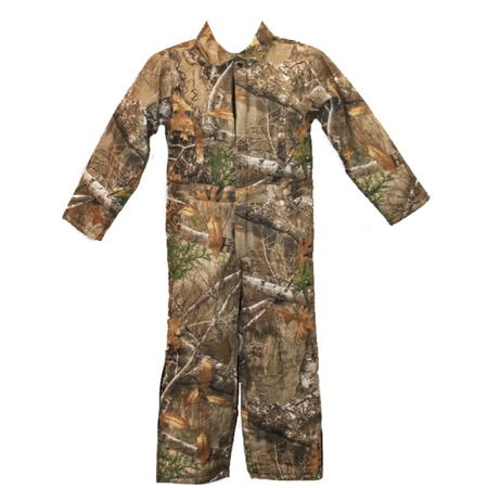 PURSUIT GEAR INSULATED YOUTH COVERALL