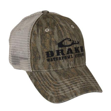 DRAKE CAMO MESHBACK CAP
