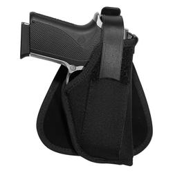 UNCLE MIKE`S PADDLE HOLSTER BLACK_NYLON