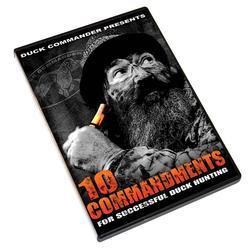 DC TEN COMMANDMENTS INST. DVD