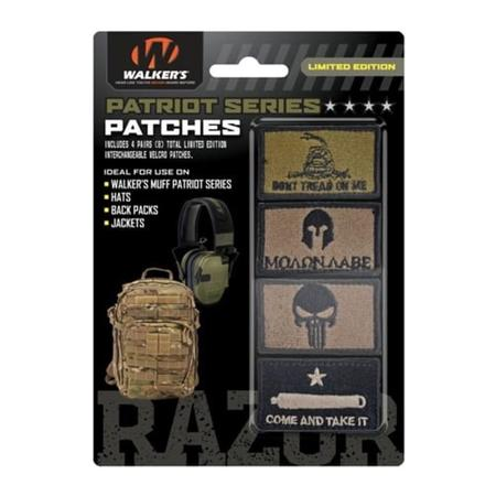 WALKERS PATRIOT PATCH KIT