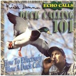 ECHO INST. DUCK CALLING 101 CD CD