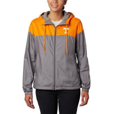 COLUMBIA W`S COLLEGIATE FLASH FORWARD JACKET