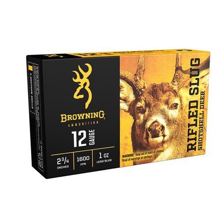 BROWNING BXS SLUG 12GA 2 3/4