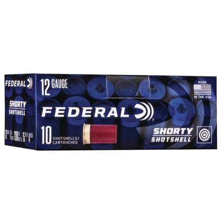 FEDERAL 12GA SHORTY BUCKSHOT 12GA 1 3/4