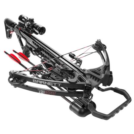 BARNETT TS370 TACTICAL CROSSBOW PKG