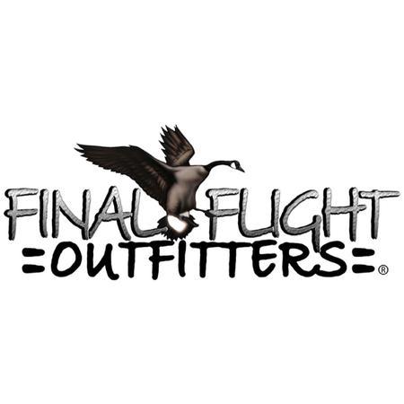 FINAL FLIGHT FULL LOGO DECAL