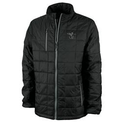 FFO LITHIUM QUILTED JACKET BLACK/GREY