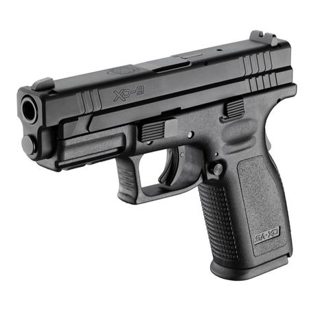 SPRINGFIELD XD 4` PISTOL W/ 2 MAGS