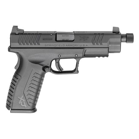 SPRINGFIELD XDM 4.5`` THREADED PISTOL